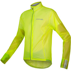 Endura FS260-Pro Adrenaline II Race Cape Heren, neon yellow